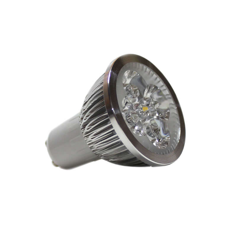 Bombilla LED GU10 5W, Blanco neutro